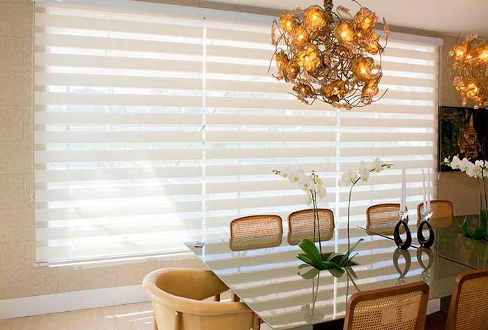 Andrade Persiana Double Vision | Venda, Manutenção e Limpeza | Solicite um Orçamento